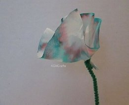 link to coffee filter flower