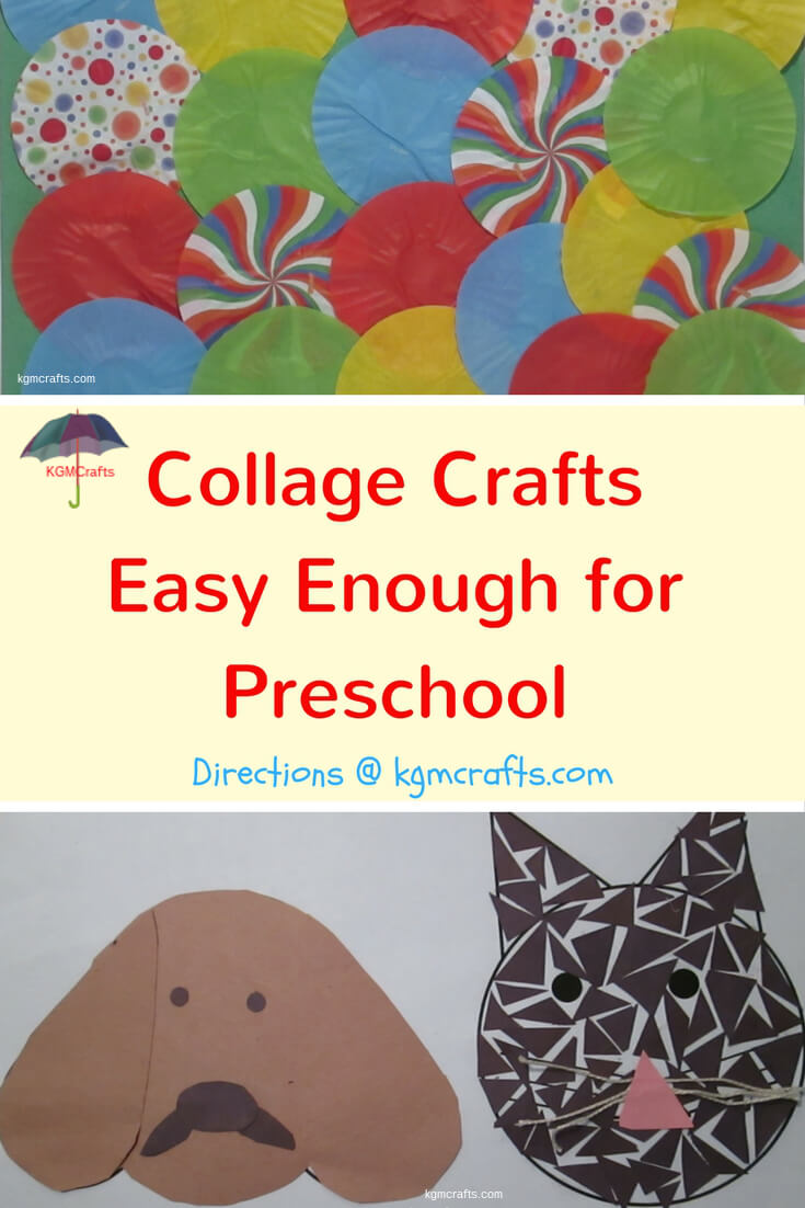collage crafts for kids