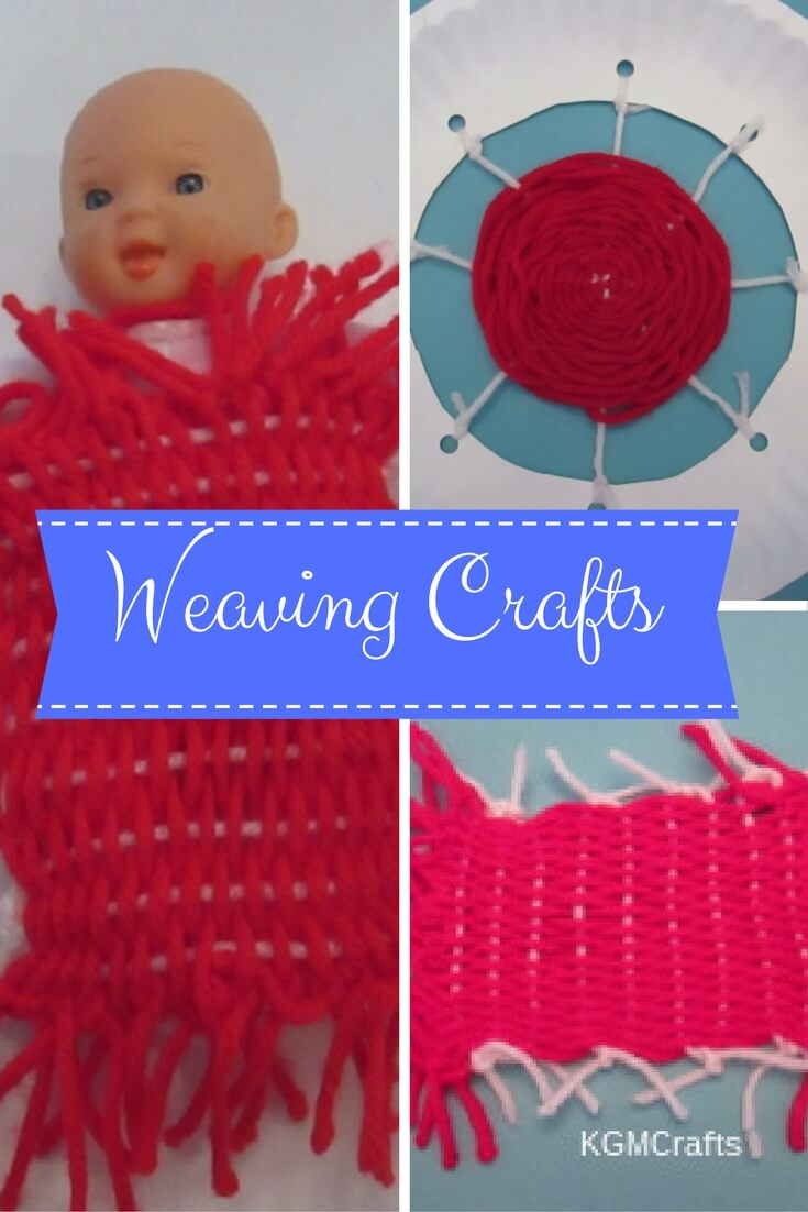 weaving crafts for kids
