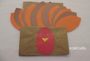 bag turkey