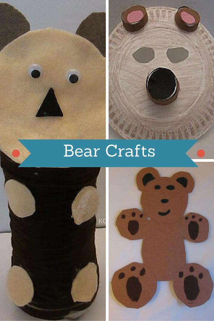 bear crafts