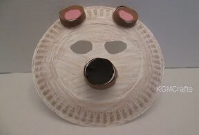 thumbnail of bear mask