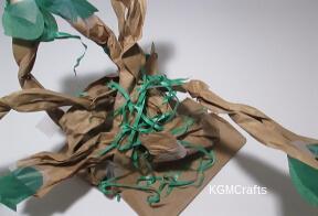 add tissue paper