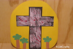 colored cross