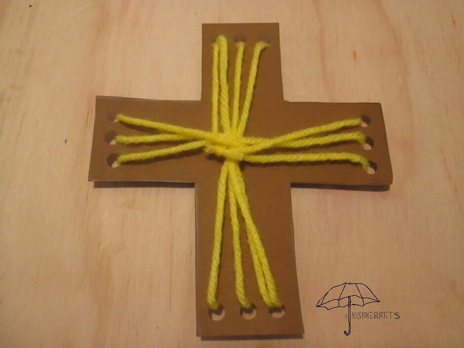 lacing cross