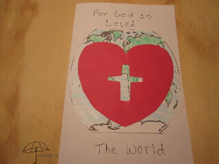 God love the world