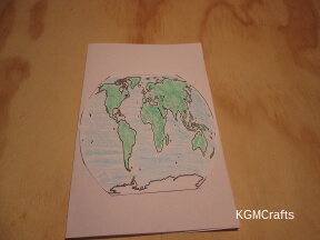 print the world pdf and color