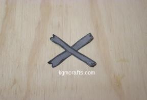 make crossbones