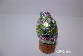 link to foil egg