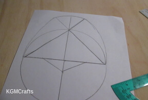 draw the final triangle