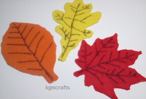 link to fall crafts