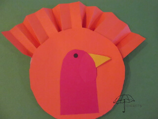 fan turkey