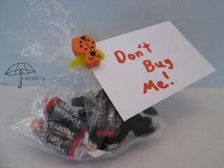 bug treat bag