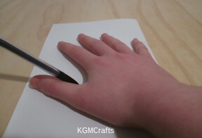 draw your hand