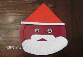 link to Santa crafts