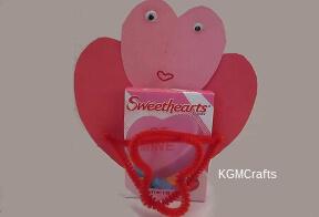 love monster for Valentine's