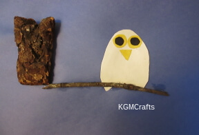 link to nature crafts