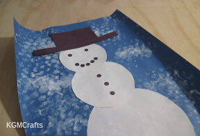 link to painted snowman