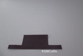 cut black retangles