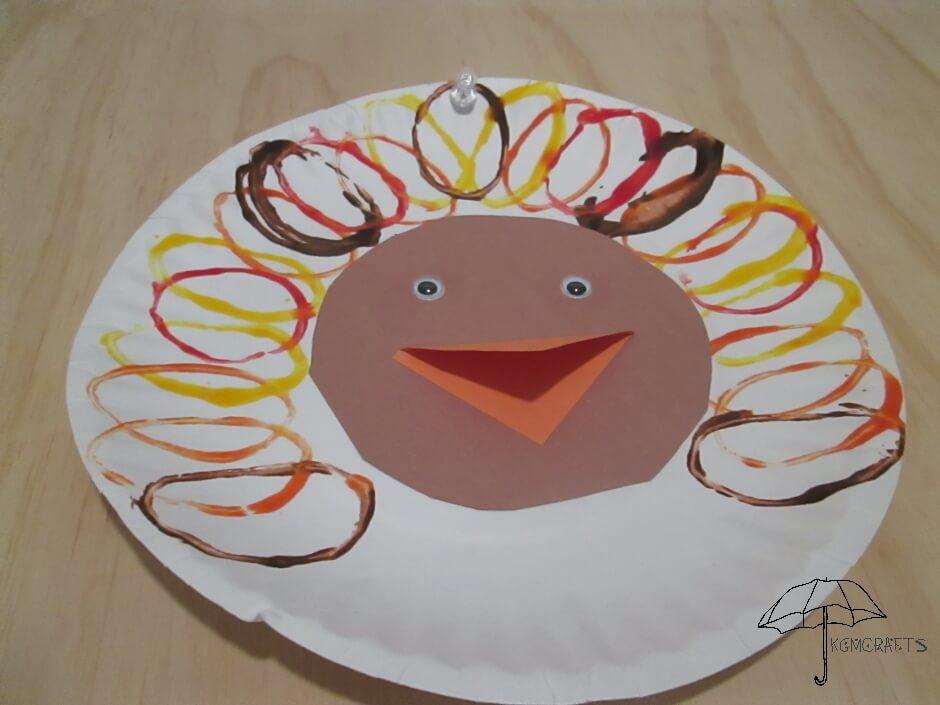 painted turkey