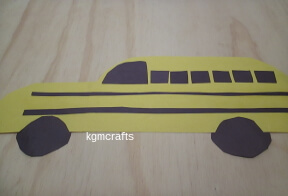 finished bus