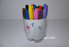 thumbnail of pencil holder