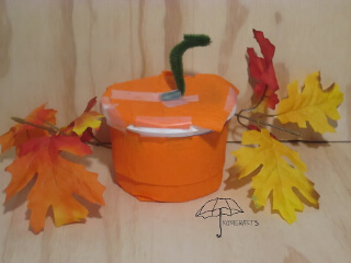 container pumpkin