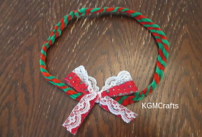 link to pipe cleaner wreath