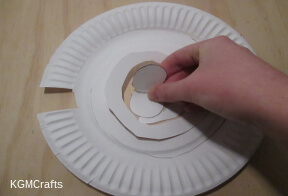 cut the spiral