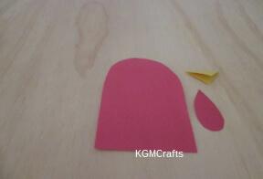 cut head pieces