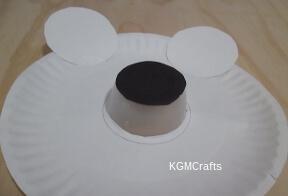 glue on circles