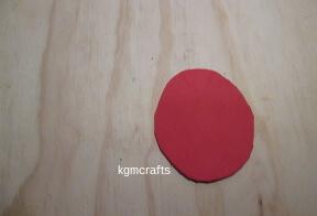 cut an oval