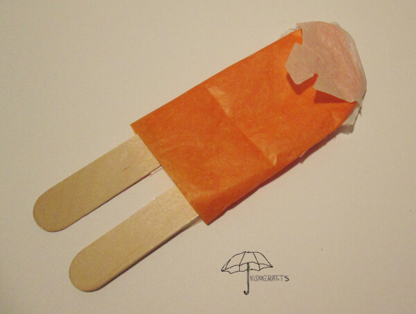 ice cream pop
