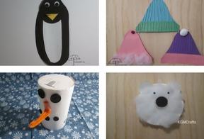 link to preschool winter