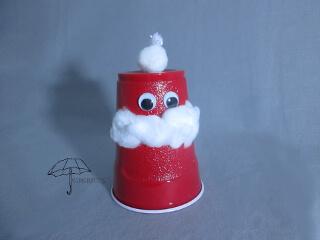cup Santa