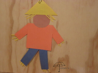 shape scarecrow