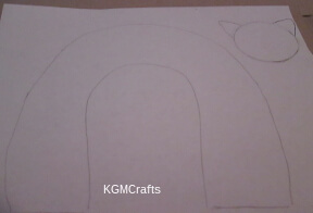 draw a paper pattern