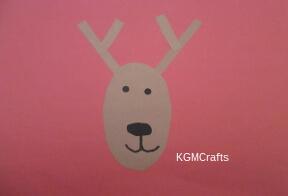 shape reindeer