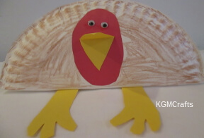 link to turkey crafts