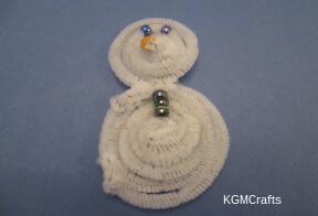 link to pipe cleaner snowman