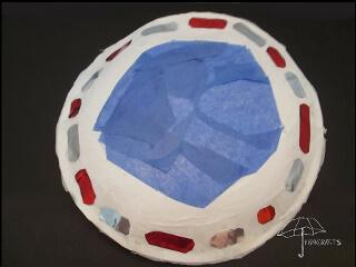 UFO space craft