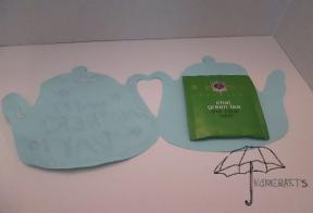 add teabag