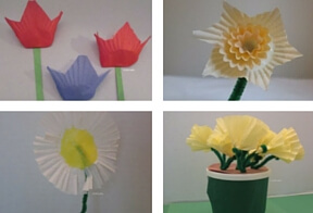 thumbnail of cupcake flowers