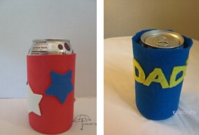 thumbnail of soda can holders