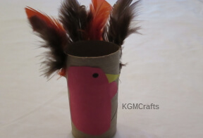 link to paper roll craft
