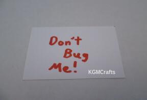 make a tag