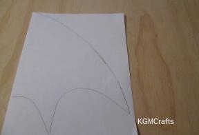 make a paper pattern