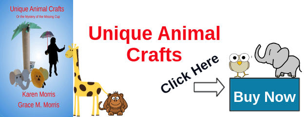 Unique Animal Crafts buy graffic