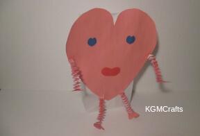 link to Valentine bag