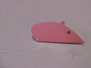 heart shaped mouse